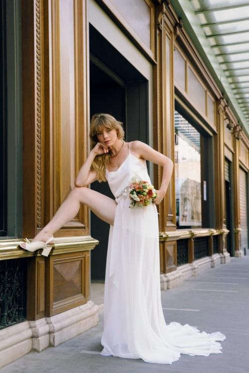 Azéline Paris - Combishort