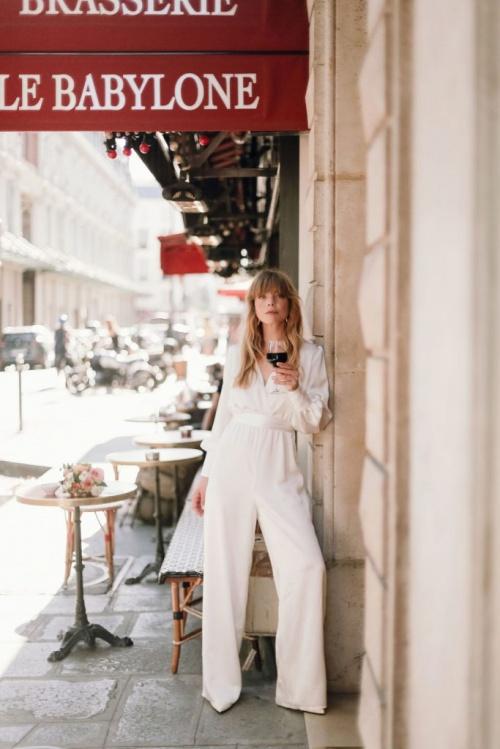 Azéline Paris - Combinaison