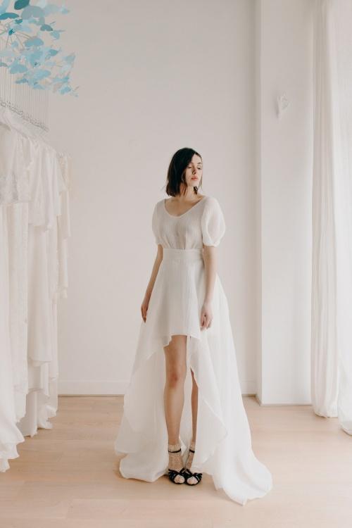 Adélie Metayer - Robe de mariée