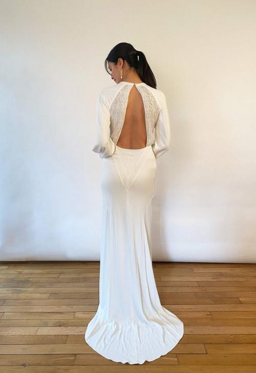 Vanessa Cocchiaro - Robe de mariée