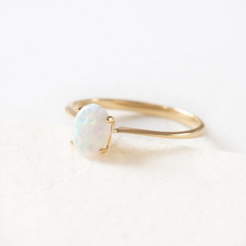 Graazie - Bague opale