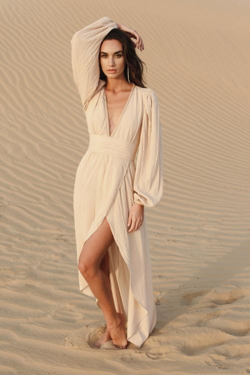 Bahaar - Robe longue