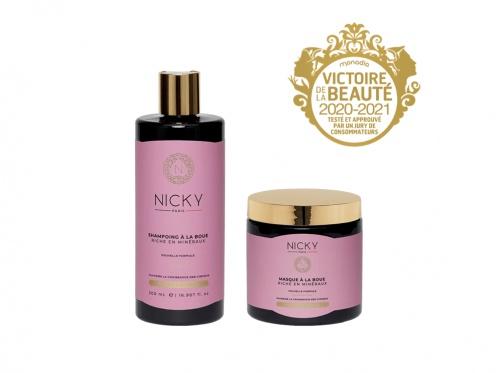 Nicky Cosmetics - Gamme Boue