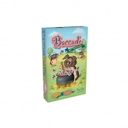 Paille Editions - La Baccade