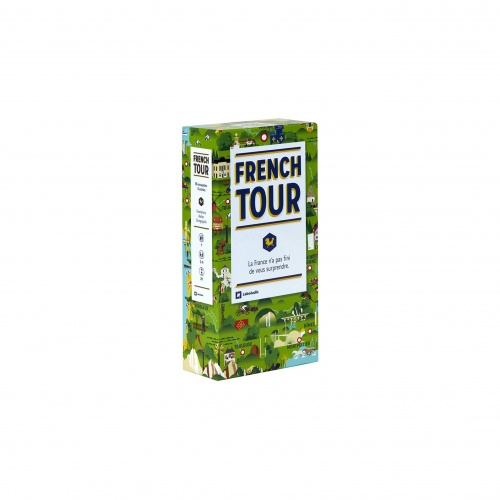 Laboludic - French Tour