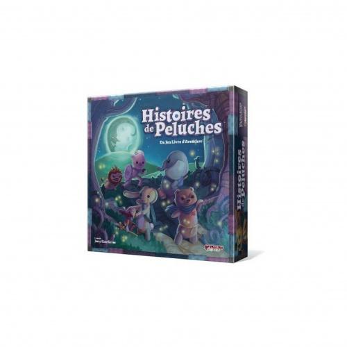 Plaid Hat Games - Histoires de Peluches