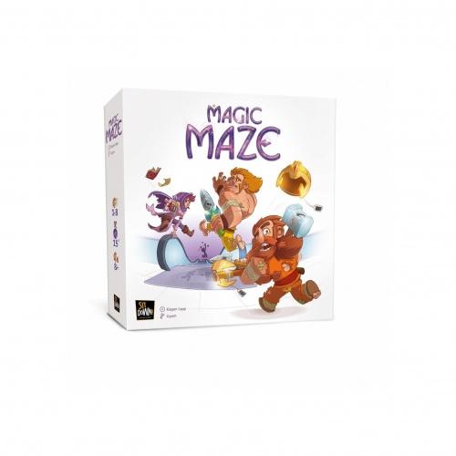 Sit Down - Magic Maze