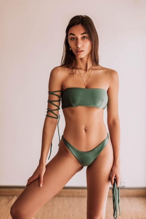 Belles des Pins - Haut de Bikini