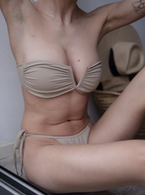 Blondie Lemonade - Haut de bikini