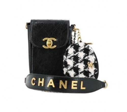 Chanel - Double pochette