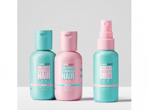 Hairburst - Trio pour des cheveux plus longs et plus forts