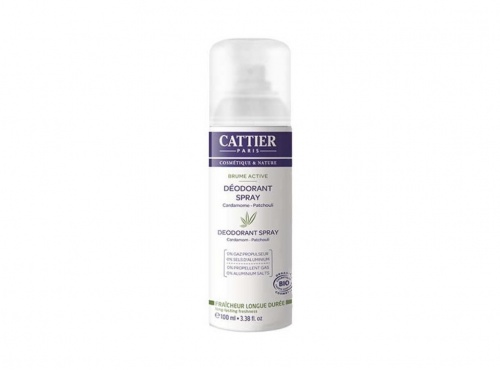 Cattier - Déodorant brume active