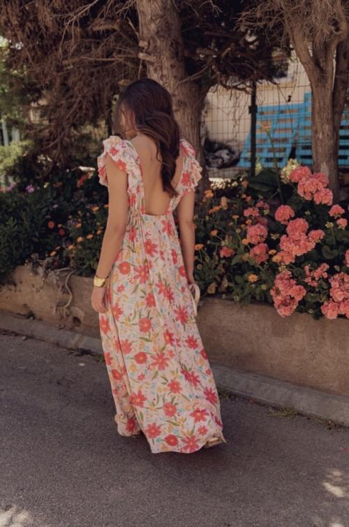 Maison Stella&Suzie - Robe fleurie