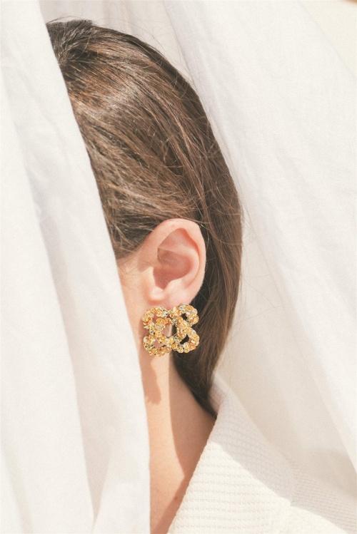 Casa Amar - Boucles d'oreilles