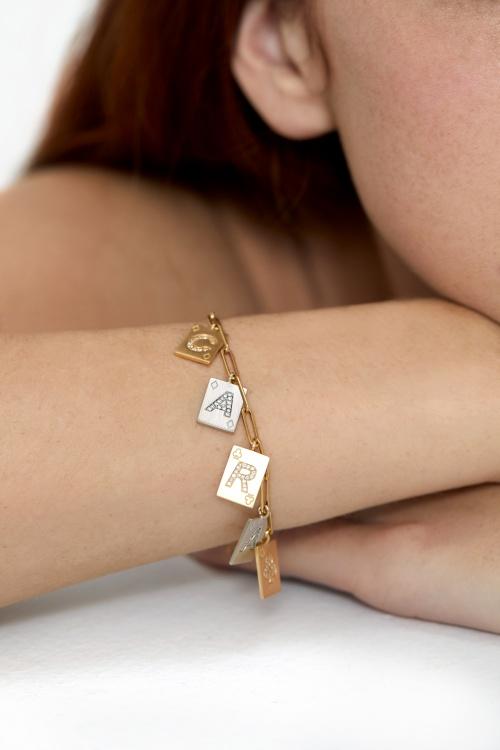 MYSTERYJOY - Bracelet personnalisable