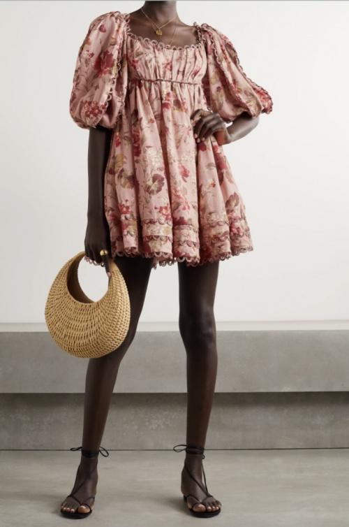 Zimmermann - Robe fleurie