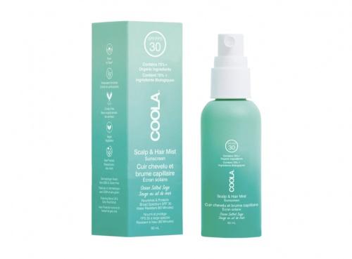 COOLA - Scalp & Hair Mist Organic Sunscreen SPF30