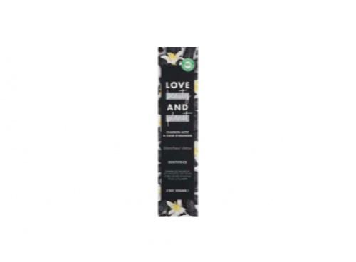 Love Beauty And Planet - Dentifrice blancheur détox au charbon actif & fleur d'oranger