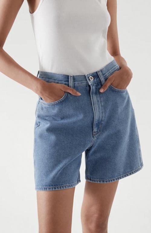 COS - Short en jean