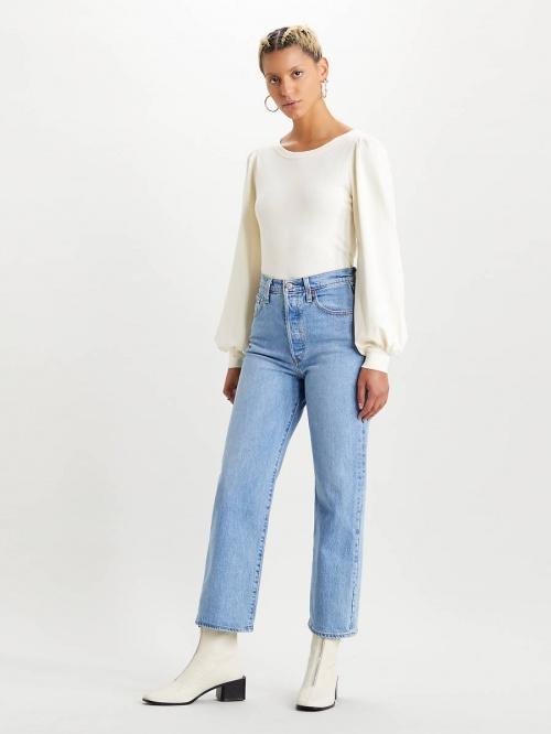 Levi's - Jean taille haute