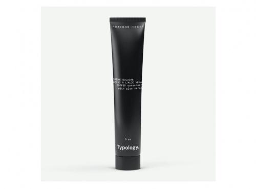 Typology - Crème solaire visage SPF30