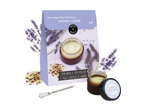 Aroma-Zone - Crème Mains et Pieds Douceur