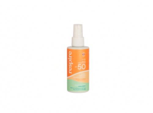 Respire - Spray Solaire Minéral SPF 50