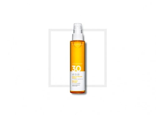 Clarins - Huile-en-Brume Solaire Corps