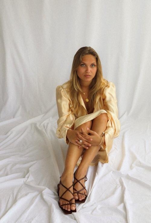 Stella Pardo x Syrah Paris - Chemise