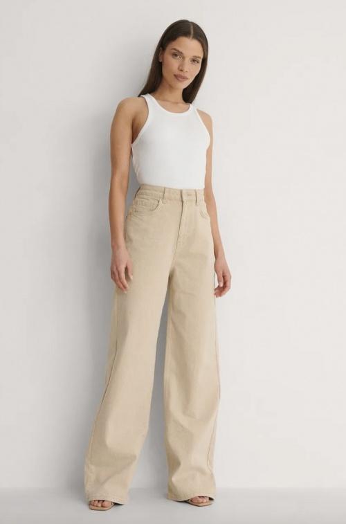 NAKD - Pantalon taille haute
