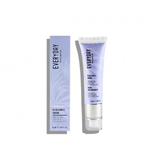 Everweeday - Everwee-Beauty - Crème Rajeunissante CBD 200mg Et Acide Hyaluronique