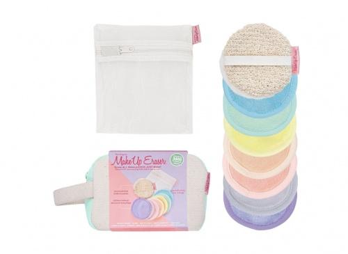 MAKE UP ERASER - Kit 7 Jours Pretty In Pastels