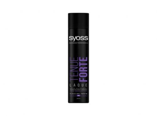 Syoss - Spray Laque Coiffante Tenue Forte Aérosol