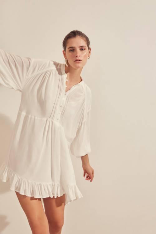 Suncoo - Robe blanche