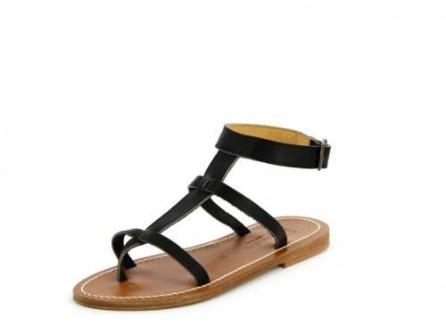 KJacques - Sandales plates