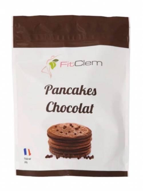 FitClem - Pancakes Chocolat