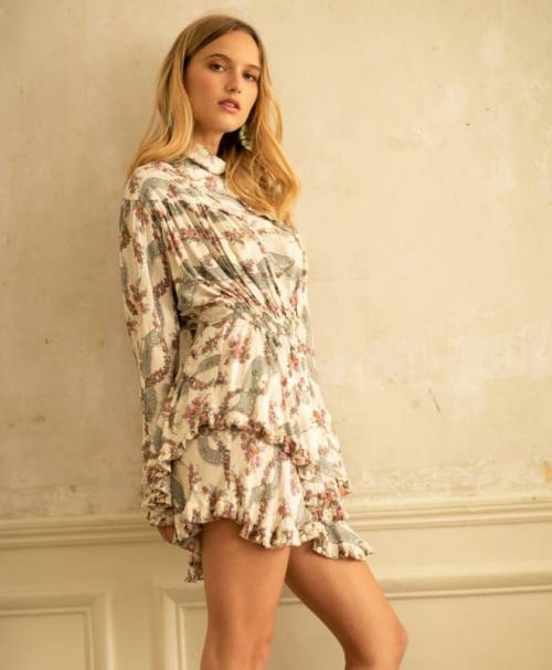 Une Robe Un Soir - Robe Isabel Marant