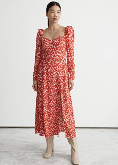 &Otherstories - Robe longue