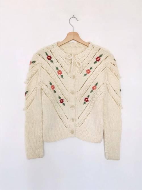 Vinted - Cardigan vintage