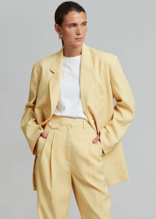 The Frankie Shop - Ensemble veste de tailleur