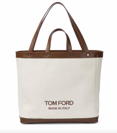 Tom Ford - Cabas en toile