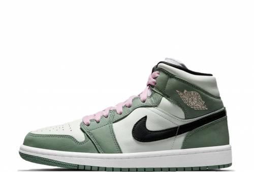 Nike Air Jordan sur Klekt - Baskets WMNS 1 Mid SE Dutch Green