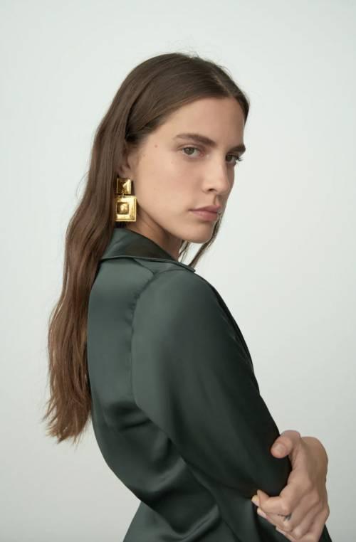 Zara - Boucles d'oreilles pendantes
