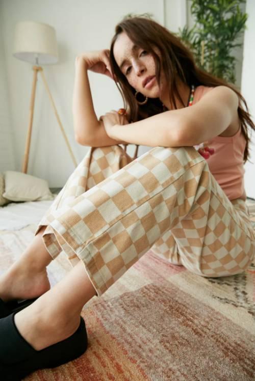 Urban Outfitters - Pantalon à carreaux