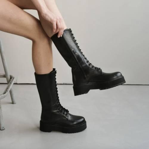 Jonak - Boots à lacets