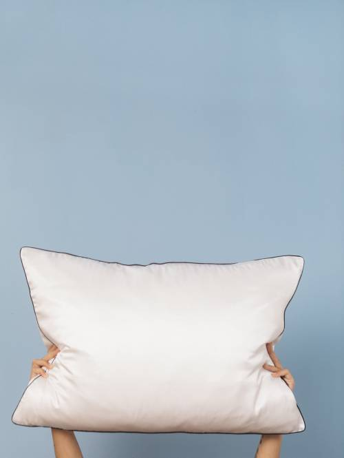 Sleeping Club - Taie d'oreiller en soie