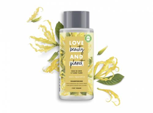 Love Beauty and Planet - Shampooing Oasis Réparatrice