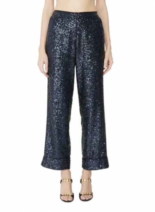 In the Mood for Love - Pantalon à sequins