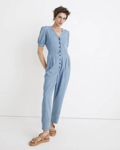 Madewell - Combinaison en jean