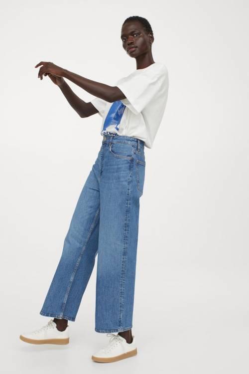 H&M - Jean évasé